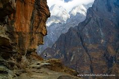 Yangtze River Trail - Tiger Leaping Gorge