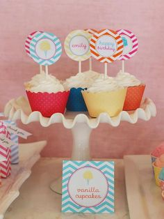 Cotton Candy-Themed Birthday Party | Entertaining Ideas & Party Themes for Every Occasion | HGTV