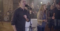 'What A Beautiful Name/Agnus Dei' - Travis Cottrell And Lily Cottrell - Christian Music Videos