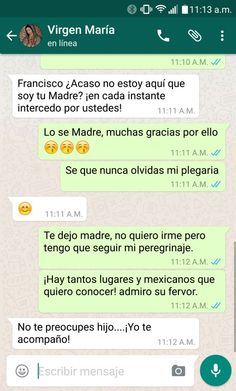 conversacio n papa maria 3