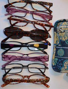 Big Lot Reading Glasses Womens 1 50 Mixed Strengths Nine West Sunglasses | eBay