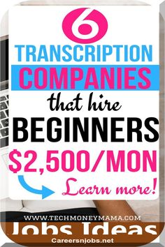 Online Side Jobs, Online Jobs From Home, Online Work, Work From Home Careers, Work From Home Opportunities, Employment Opportunities, Earn Money From Home, How To Get Money, Transcription Jobs From Home