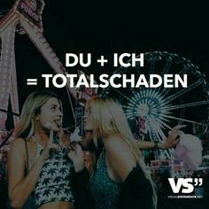 Du + Ich = Totalschaden - New Ideas Tumblr Quotes, Bff Pictures, Visual Statements, Friend Goals, Real Friends, Friendship Quotes, You And I, Decir No, Positivity