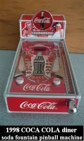 Coca-Cola Pinball Machine