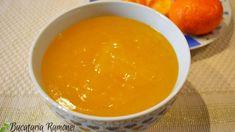 Crema de mandarine este o crema delicioasa, aromata si foarte racoritoare care se prepara foarte usor si intr-un timp foarte scurt . Cantaloupe, Fruit, Recipes, Food, Recipies, Hoods, Meals, Ripped Recipes