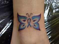 PCOS tattoo