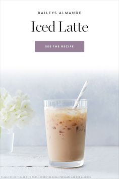 You're growing bored of your usual coffee order. This @BaileysUS Almande iced latte is just the thing you need to put a little pep in your step.  — via @PureWow