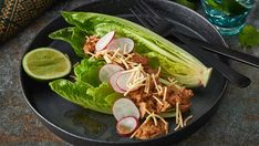 Spicy Korean style salad with crunchy noodles Read more at http://kitchen.nine.com.au/2017/01/17/07/48/spicy-korean-style-salad-with-crunchy-noodles#P35ZhDCgJTE6Wjkd.99