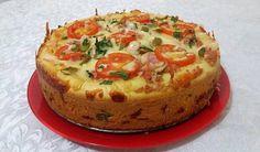 A Torta de Liquidificador de Presunto e Queijo é fácil de fazer e perfeita para o lanche da sua família. Veja a receita e experimente!