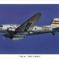 TWA Sky Chief  -  Jeff Sexton - Google+