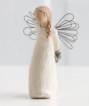 Thank You Angel Figurine