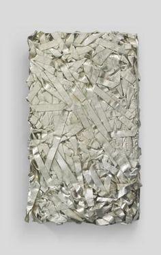 César Baldaccini - COMPRESSION PLATE, 1970, Metal