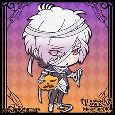 Diabolik lovers halloween twitter icons 2015 06