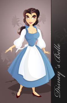 Disney Illustrations on Behance