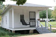 Elvis Presley's Birthplace - Tupelo, MS