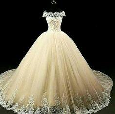 Veitido de noiva estilo princesa