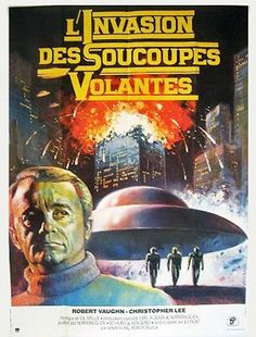 STARSHIP INVASIONS (1977) International Theatrical Posters