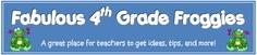AMAZING 4th grade blog! (even has Texas history ideas!)