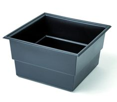 The Oase square and robust HDPE preformed pond basin is the ideal solution for temporary holding fish or to create a modern day water feature within your garden Water Features, Pond, Garden Ideas, Patio, Create, Gardens, Garden Ponds, Garden Landscaping, Modern