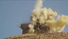 Уничтоженная Пальмира