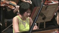 Ravel / Piano Concerto in G major mov) Piano: Yuja Wang Conductor: Charles Dutoit Orchestra: NHK Symphony Orchestra in Suntory Hall, Tokyo, Japan Decemb. 20th Century Music, Claude Debussy, G Major, Conductors, Classical Music, My Music, Plays, Youtube, Archive
