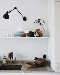 Elegant Home Interior .Elegant Home Interior Home Interior, Interior Design Kitchen, New Kitchen, Kitchen Decor, Kitchen Ideas, Kitchen Store, Lampe Gras, Craftsman Kitchen, Scandinavian Kitchen