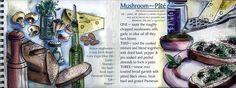 Mushroom Pate by Amrita Mohanty