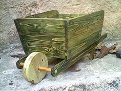 Pallet Wheelbarrow