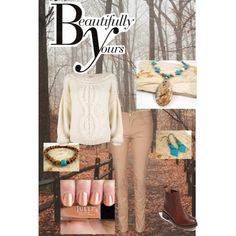 """Rustic Fall"" by elunajewelry on Polyvore"