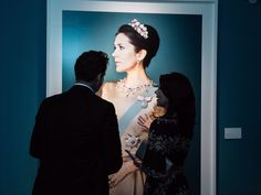 europeanroyalfamilies: Crown Princess Mary visited... - Royal Rumormonger
