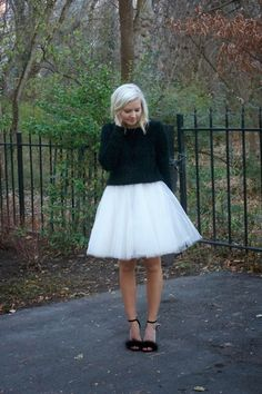 tulle, space 46 boutique, eyelash sweater, blogger, blog, fashion, fashion blog, feathers, fur, kylee dell, kylee snelgrove