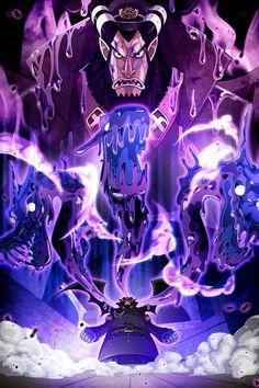One Piece Man, One Piece Comic, One Piece Anime, Anime One, Otaku Anime, Anime Naruto, Superhero Characters, Anime Characters, Blackbeard One Piece