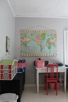 Tavaratuska Decor, Furniture, Corner Desk, Home Decor, Desk