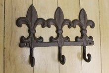 Find Hooks & Keys at Indelible Cast Iron, It Cast, Bathroom Hooks, Keys, Gift Ideas, Key