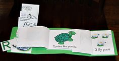 Pond LIfe Tot Book