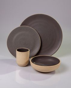 Four Square Western Moments Rustic Ranch Pottery 5 1//2-Inch Soup Bowls