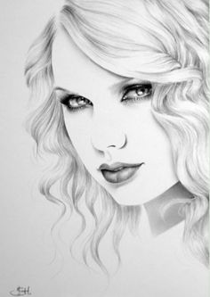 Half-Erased Charcoal Drawings of Celebrities (24 pics)