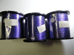 Unique Industries 4861 Purple Ribbon 500 Yards Ea - You Get Three for 1500 Total Yards *** Click on the image for additional details.
