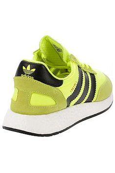 307d9f19c9b boty adidas Originals Iniki Runner - Solar Yellow Core Black White