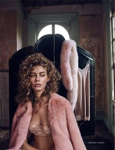 ondria hardin by mariano vivanco for vogue russia november 2015 | visual optimism; fashion editorials, shows, campaigns & more!