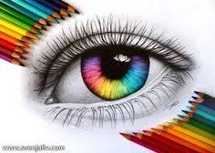 Resultado de imagem para desenhos de olhos tumblr