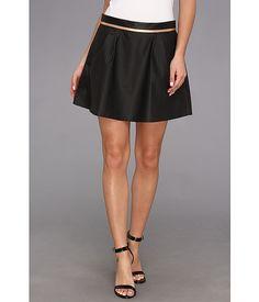 BCBGeneration Woven Skirt
