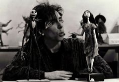 The film is based on a poem Tim Burton wrote in 1982 while working as an animator for Disney.