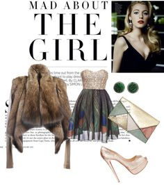 """Blake Lively"" by madlene-137 ❤ liked on Polyvore"