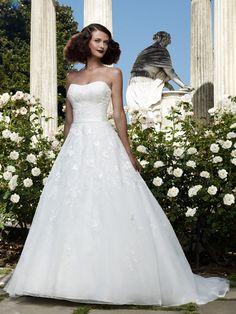 Casablanca 2069 - Venus Bridal Collection