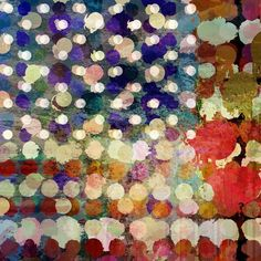 American Rainbow: US Rainbow Flag Spot Painting - Limited Edition - Big Fat Arts | BFA Gallery | Czar Catstick - 1