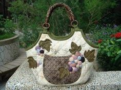 bolso quilting