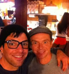 SO THIS HAPPENED: CAPTAIN KIRK, SPOCK, SCOTTY, AND SHERLOCK HOLMES WENT TO A HOOTERS