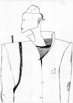 Просмотреть иллюстрацию 2хстволка из сообщества русскоязычных художников автора Марта Кагановская в стилях: Графика, нарисованная техниками: Другое. Little soldier. kaganista@ya.ru