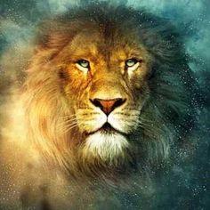 Narnia, le lion Aslan